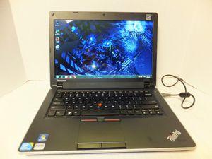 Lenovo ThinkPad Edge Windows 7 Pro for Sale in Longview, TX