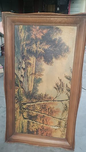 """B.D. Hartwell """"Autumns's Arrival"""" painting for Sale in Stockton, CA"""