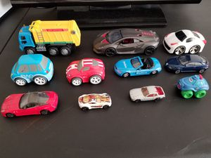 Toy cars (11 pieces) for Sale in Alexandria, VA