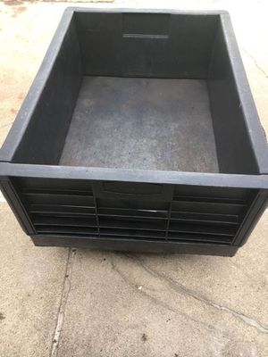 Rubbermaid commercial tractor cart for Sale in Washington, DC
