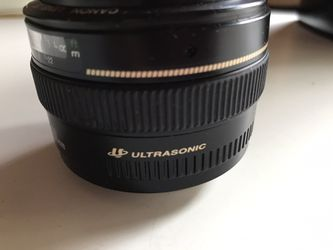Canon ultrasonic 50mm for Sale in Portland,  OR