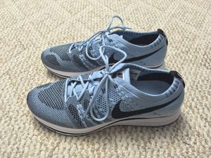 Nike Flyknit Trainers Size 8 for Sale in San Jose, CA