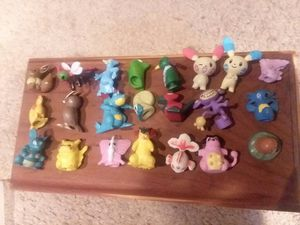 22 pc Pokemon figurines for Sale in Renton, WA