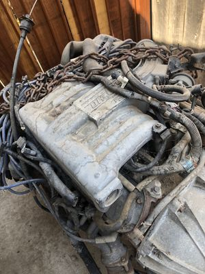 1995 mustang 5.0 engine and transmission for Sale in Orosi, CA