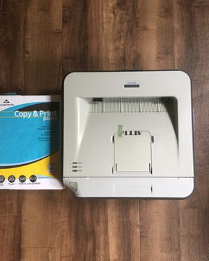 Brother Printer with full cartridge and two packs of A4 Paper for Sale in Queens, NY