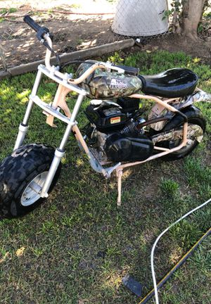 Motorcycle for Sale in Cutler, CA