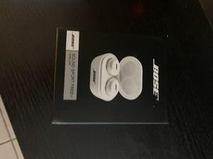Bose sport free wireless white for Sale in Miami, FL