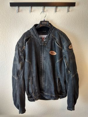 Cortech Motorcycle Jacket Harley Davidson Patch for Sale in Fontana, CA