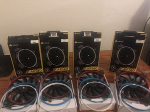 Corsair 140mm Fans Quiet Edition for Sale in Hanford, CA