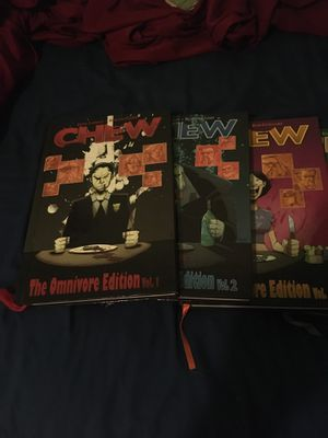 CHEW COMIC (Complete run) for Sale in Los Angeles, CA