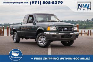 2003 Ford Ranger XLT 2dr SuperCab XLT Clean Title!!! for Sale in Portland, OR