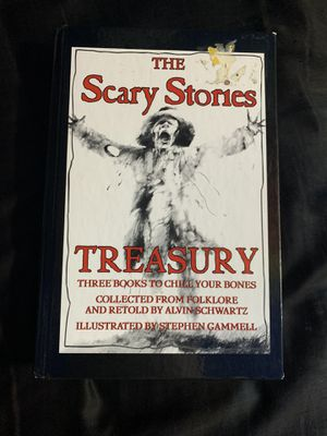 Scary Stories To Tell In The Dark Treasury for Sale in Highland Park, IL
