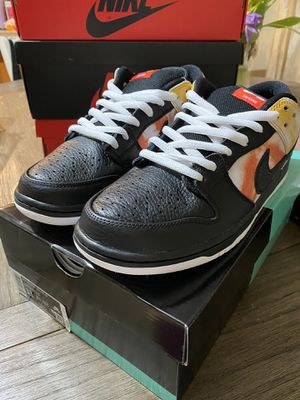 Nike SB Dunk Rayguns Black Sz 11 for Sale in Hacienda Heights, CA