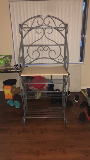 Bakers rack for Sale in Silver Spring, MD