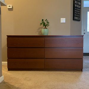 IKEA Malm Dresser - Can Deliver - Dimensions Are In Second Picture for Sale in Vancouver, WA