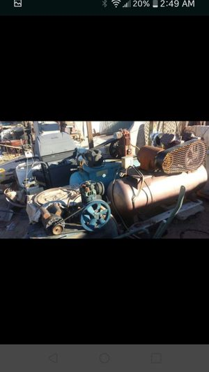 Air compressors and parts for Sale in Victorville, CA