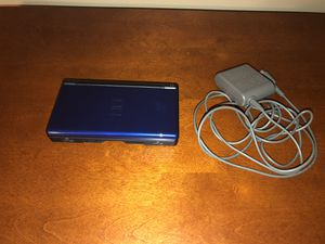 Nintendo DS Lite Gaming Device with Charger for Sale in Dublin, GA