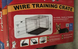 Dog crate for travel & training. Brand new never been use. for Sale in Portland, OR