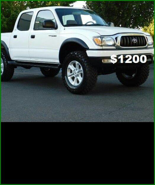 Price$1200 Toyota Tacoma