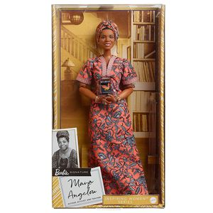 Barbie(R)Inspiring Women™ Maya Angelou Doll for Sale in Carson, CA