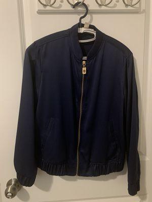Michael Kors jacket for women, blue navy, size S. for Sale in Naples, FL