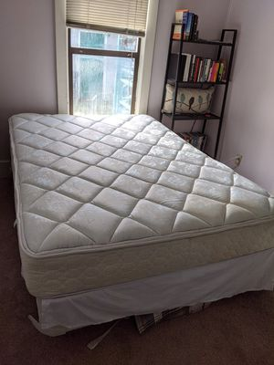Free full size bed for Sale in Seattle, WA