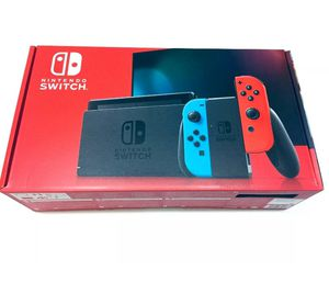Brand New Nintendo Switch Console for Sale in Amarillo, TX