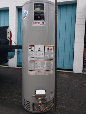 Water heater 50 gal,working condition for Sale in Costa Mesa, CA