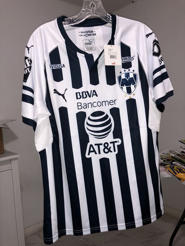 Monterrey Home Jersey 2018 2019 for Sale in Houston 5fe502892