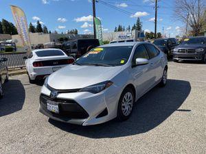 2018 Toyota Corolla for Sale in Fresno, CA