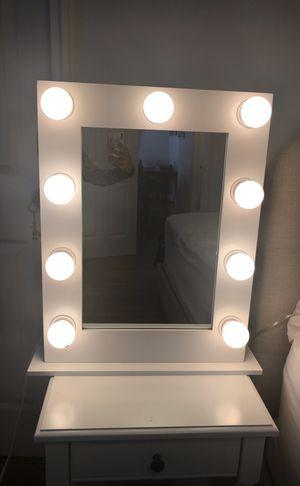 Makeup Vanity Mirror for Sale in Yonkers, NY