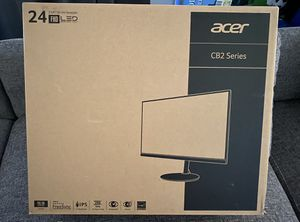 "24"" Acer Computer/Gaming Monitor for Sale in Berea, OH"