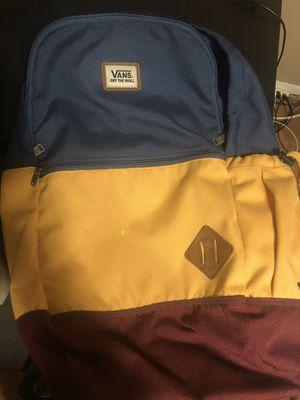Vans backpack for Sale in Claremont, CA