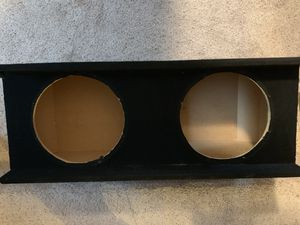 "Custom Sub Box for 2 15"" speakers for Sale in Montgomery, AL"