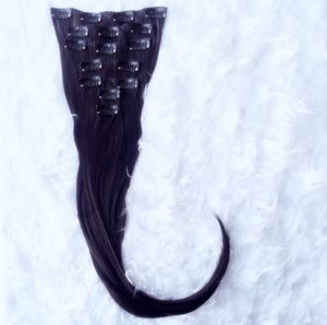 Hair extensions 7pcs Black for Sale in Chicago, IL