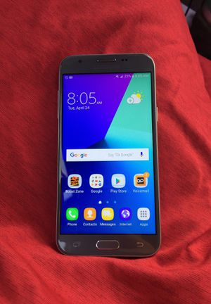 Samsung galaxy j3 emerge boost mobile for Sale in Port St. Lucie, FL