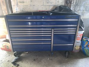 "68"" epic series snap on tool box with power drawer for Sale in Greencastle, IN"