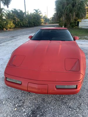 1991 Chevy corvette c4 for Sale in LAKE CLARKE, FL