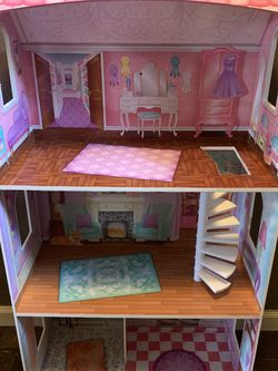 Kid Craft wooden doll house for Sale in Vancouver,  WA