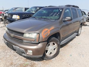 2002 chevy trailblazer parts for Sale in DeSoto, TX