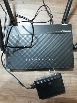 Asus wireless router RT 1200 for Sale in Houston, TX