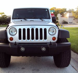 Fullyy a/c 07 Suv Jeep V6 4X4 $1800 Wrangler Unlimited for Sale in Oakland, CA