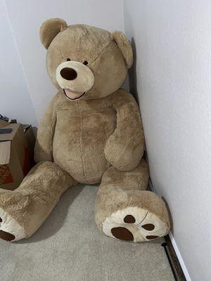 Giant Teddy Bear 8FT Tall for Sale in Austin, TX