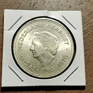 1970 Netherlands Troy ounce silver coin for Sale in Sebring, FL
