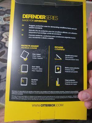 "Otter box new in case samsung galaxy tab 8.4"" for Sale in Manassas, VA"