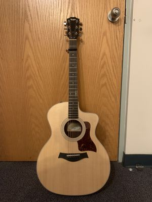Taylor Acoustic Electric Guitar for Sale in Wichita, KS