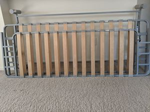 IKEA futon frame (sofa cum bed) + queen side bed for Sale in Fremont, CA