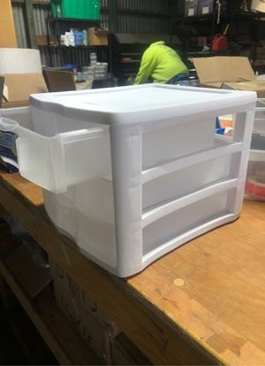 3 drawer storage for Sale in Fowler, CA