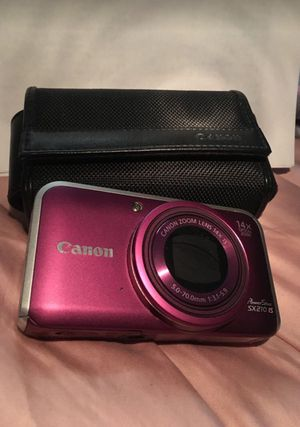 Camera Canon Power Shot $15.00!! for Sale in San Bernardino, CA