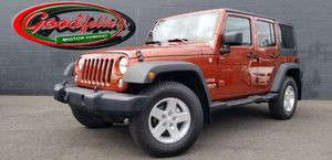 2014 Jeep Wrangler Unlimited for Sale in Tacoma, WA